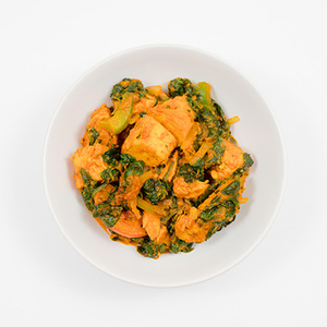 Chicken Saag (D)